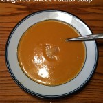 Gingered Sweet Potato Soup